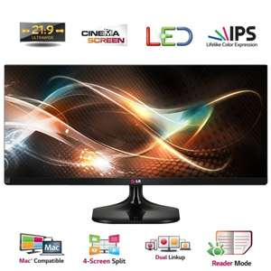 [Alternate via ebay] LG 25UM55-P 25 Zoll Ultra Wide (21:9 ) LED Monitor für 139,90€