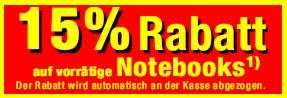 [METRO, offline] 15% auf Notebooks am Nikolaustag 06.12.2014