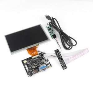 7 Inch TFT Touch Screen LCD Monitor for Raspberry Pi 36.71€ +livraison gratuite