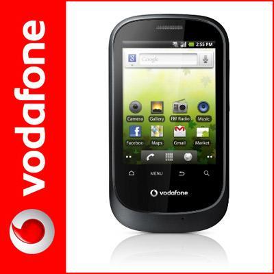 Vodafone Internet Flat +  Weekendflat + Vodafone 858 Smart für 0,- [Logitel]