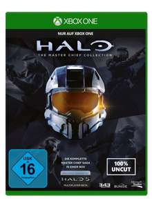 Halo - The Master Chief Collection für 39,99€ inkl. VSK @ Comtech