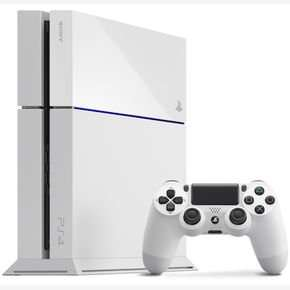Sony Playstation 4 Konsole - 500GB Weiß