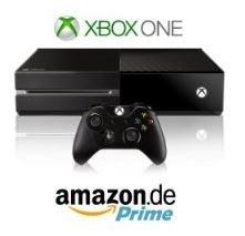Xbox One Konsole für EUR 333 @Amazon Prime