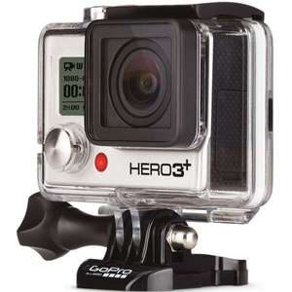 Gopro HERO3+ Black und silver für 338 bzw. 248