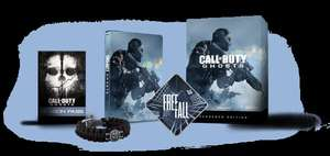 COD: Ghosts Hardened Edition bei Amazon.co.uk für ca. 17€ [360/PS3/PC]