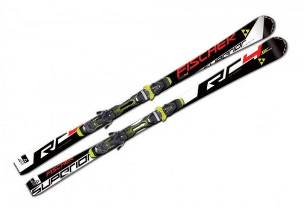 FISCHER Ski RC4 Superior SC inkl. Bindung RC4 Z 11 Powerrail, Modell 13/14  für 279.- (statt 549,95)