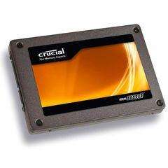 CRUCIAL Interne SSD RealSSD C300 mit 256 GB