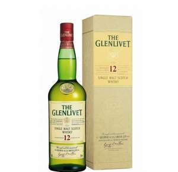 [REAL-offline] The Glenlivet 12Y 0,7l