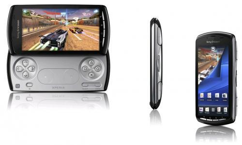Sony Ericsson Xperia Play Black für 242€ !