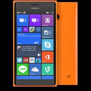 Nokia Lumia 730 Orange Dual Sim für 174€ bei Amazon