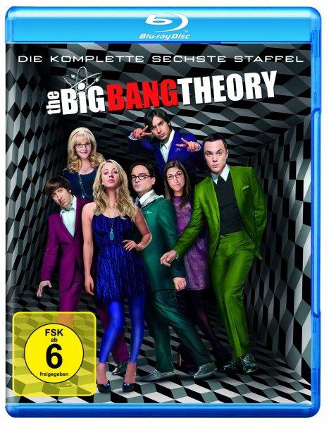 Amazon Blitzangebote im Bereich DVD / Bluray - Serien Staffeln ab 9,97€ bis zu 41% Rabatt