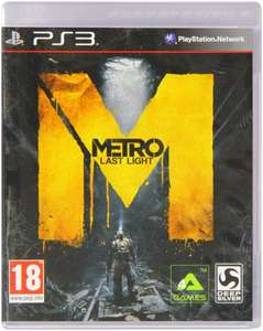 Metro Last Light (PS3) für 10,25€ @Amazon.co.uk