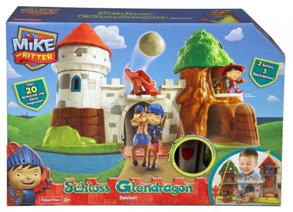 Mattel Fisher-Price BDN31 - Mike der Ritter Schloss Glendragon UVP: 59,99.-