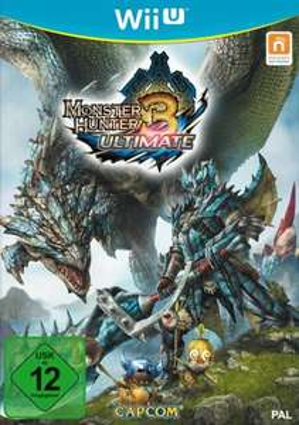 [WiiU] Monster Hunter 3 Ultimate