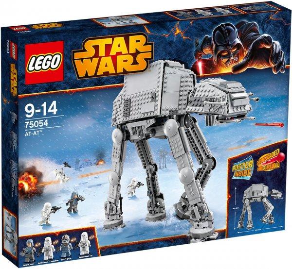 LEGO StarWars AT-AT 75054 bei Rossmann für 84,99€