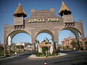 Hurghada / Ägypten - Jungle Aqua Park Resort - 7 Tage All IN 289€ p.P.