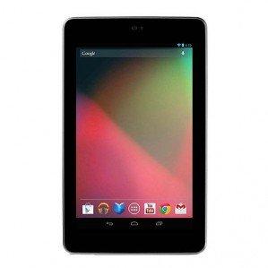 Nexus 7, Generalüberholt / Wifi + 3G / NVIDIA® Tegra™ 3 / 32GB HDD / Lollipop / VSK-frei