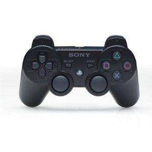 Amazon Marketplace Playstation 3 Dualshock 3 Controller schwarz für 33,95 (US-Import)