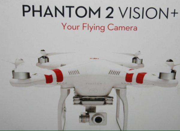 [ebay] DJI Phantom 2 Vision Plus inkl. 2. Akku