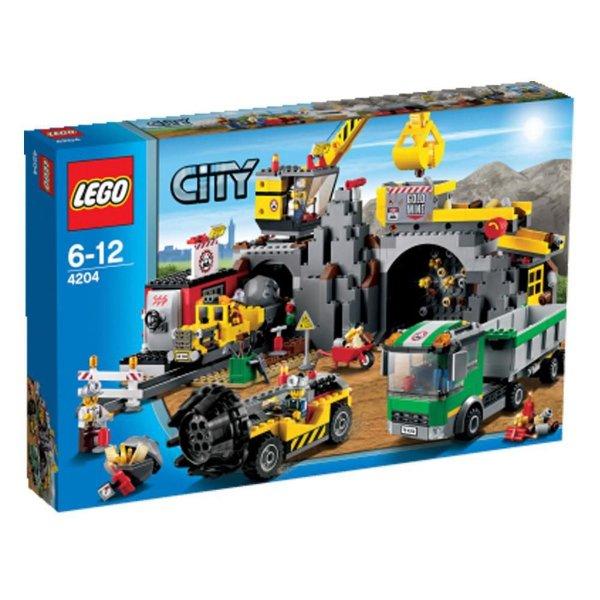 Lego Bergwerk 4204 bei karstadt