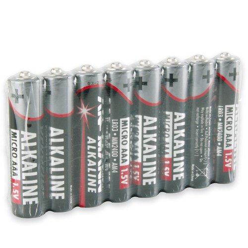ANSMANN 1.5V-AAA-sh 10 Batterien @MediaMarkt VSK Frei!