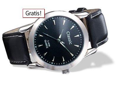 60€ Weltbild Gutschein + Armbanduhr für 63,99€ @ weltbild online (Freebie wenn man gerade ein Buch im Wert von mind.10 € benötigt)