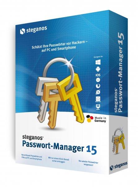 Steganos Passwort-Manager 15 kostenlos im PC-Welt Adventskalender