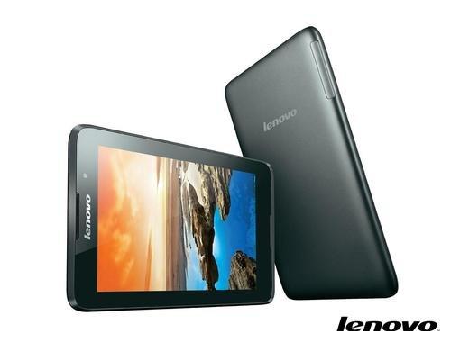 """7"""" Lenovo Idea Tab A7-40 Quad-Core-Prozessor"""