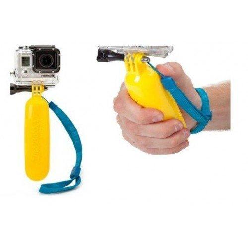 Gopro Bobber Auftriebshilfe Handstativ Schwimm- Stativ Handschlaufe