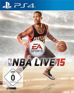 Amazon Trade-In Gewinn für Studenten: NBA Live 15 PS4