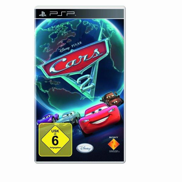 Cars 2 - Das Videospiel (PSP) für 1,00 € @ebay.de