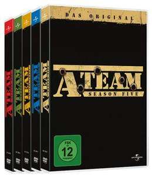 A-Team (alle 5 Staffeln) [DVD] @ EMP 47,28€ inkl. Versand