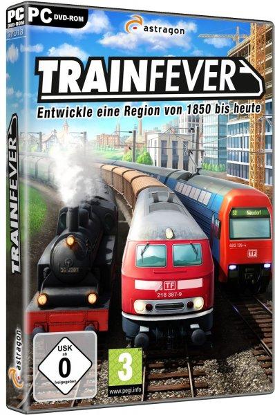[PC DVD] bei Amazon Train Fever 15,60€ + Versand