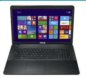 ASUS F751LDV-TY177H Notebook mit 8 GB RAM