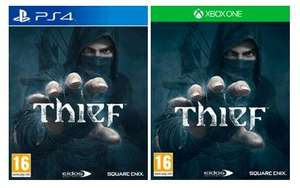Thief Bank Heist Edition (PS4/Xbox One) für je 19,65€ @Game