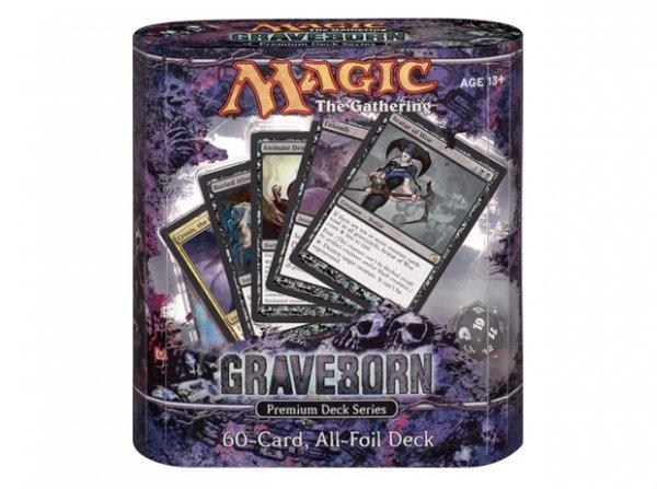 Magic the Gathering - Graveborn Premium Deck @ bazaar of wonders für 63,95 inkl. Versand