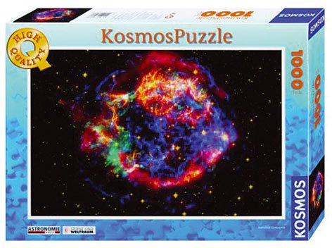 Astronomie Puzzle Kassiopeia 1000 Teile nur heute 0,00€ + VSK 4,99 EUR @ science-shop
