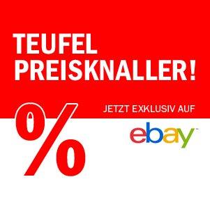 Teufel Angebote (@eBay) von 44€ - 1400€