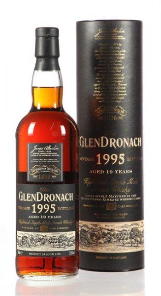 [Whisky.de] Glendronach Vintage 19J-1995