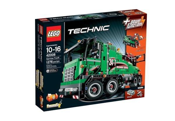 Lego Technic Abschlepptruck 42008 @buch.de