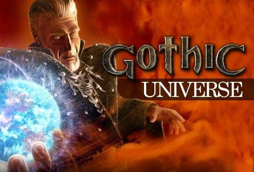 [Steam] Gothic Universe Edition (Gothic1, Gothic 2 + Nacht des Raben, Gothic3) 2,41€ @ Bundlestars