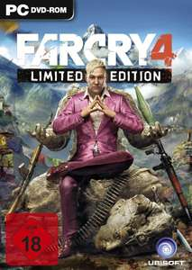 [PC] Far Cry 4 (Ru) Preorder Key  [UPLAY] + Season Pass für Uplay bei G2A