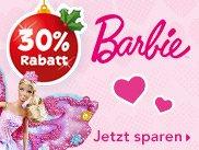Toy's R Us 30% Rabatt auf alle Barbie, Monster High, Fisher Price und Hot-Wheels Artikel bei mind. 3 unterschiedlichen Artikeln (+3% Qipu)