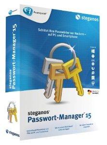 Steganos Password Manager 15 - CHIP Adventskalender Tür 5