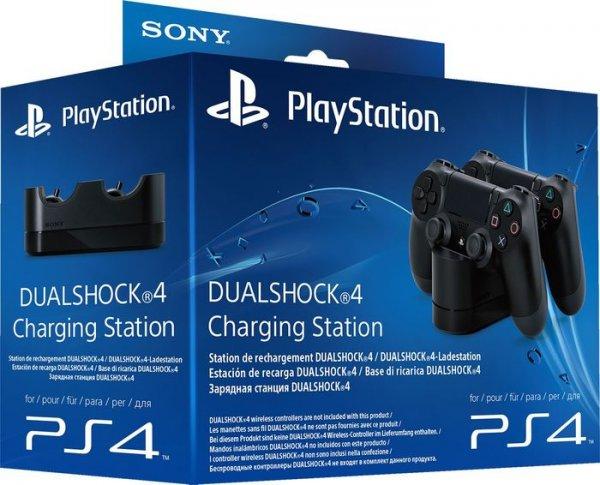 PS4 Dualshock4 Controller Ladestation für 19,99 € durch Neukundenrabatt !!!