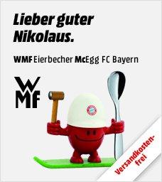 MEDIA MARKT - WMF Eierbecher McEgg FC Bayern