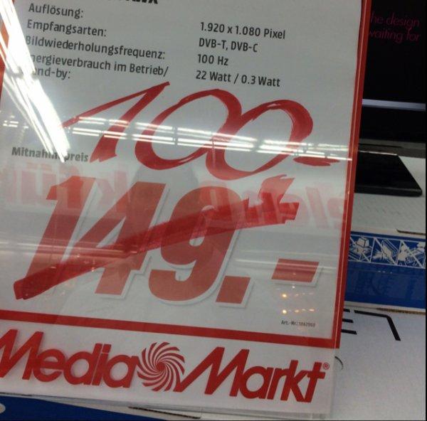 (Media Markt im Lindencenter Berlin Hohenschönhausen) Samsung Ue 22 H 5000
