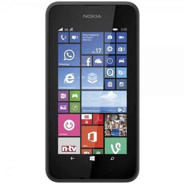 Nokia Lumia 530 grau (Single-SIM) inkl. 8 GB micro-SD und weißem Backcover ab 69,99 € @ Conrad