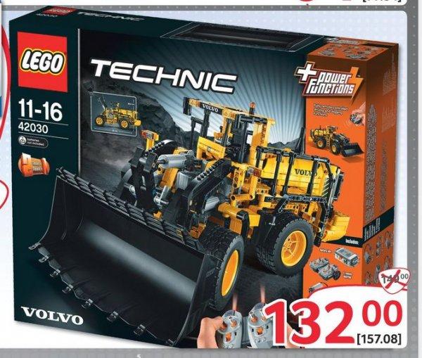(SELGROS / FEGRO) Lego Technic - 2 in 1 Volvo L350F Radlader (42030)