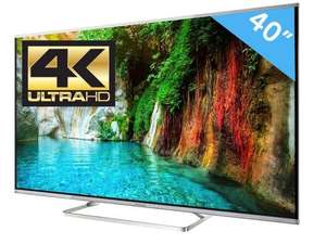 "Panasonic Viera 4K Ultra HD 40"" TV"